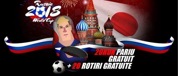 11 promotii pentru Cupa Mondiala la Winmasters