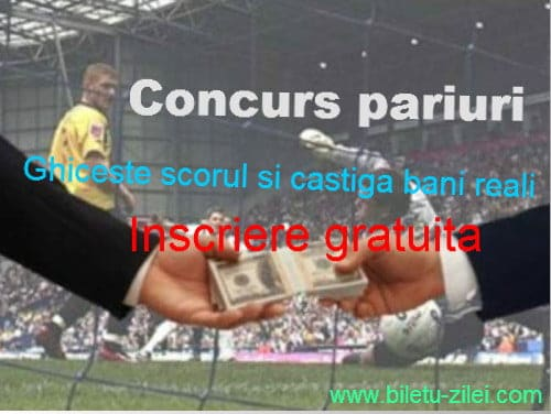 Concurs Scor Corect