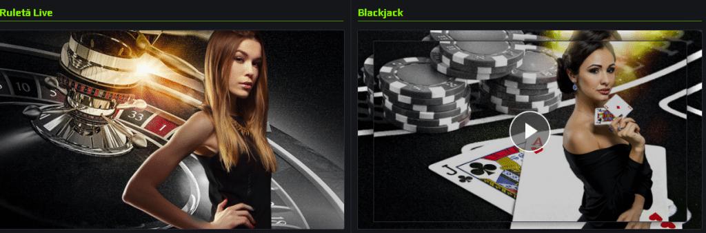 ruletă live la netbet casino