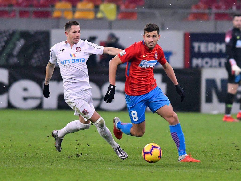 CFR Cluj vs FCSB ponturi pariuri