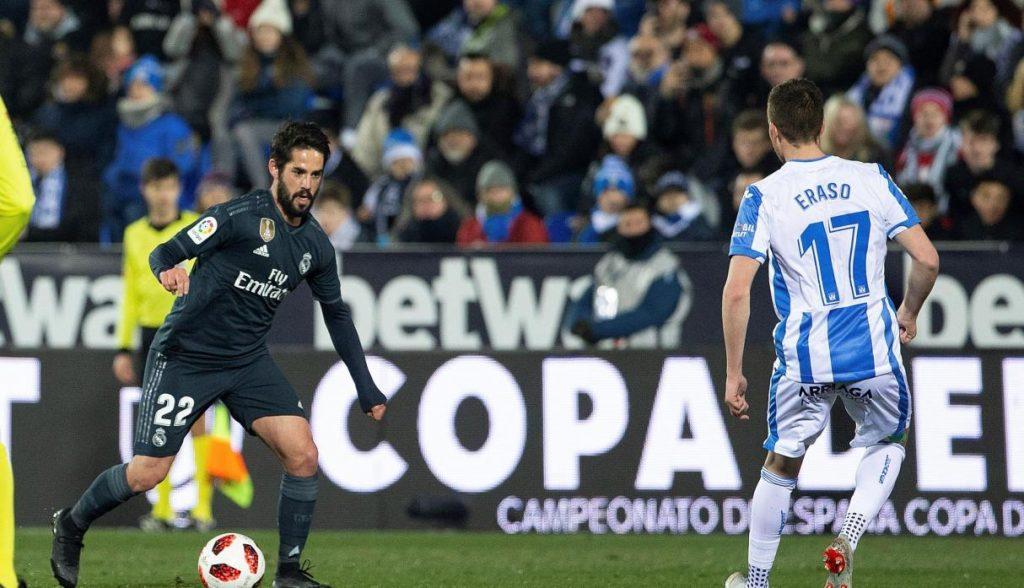 Leganes vs Real Madrid ponturi pariuri
