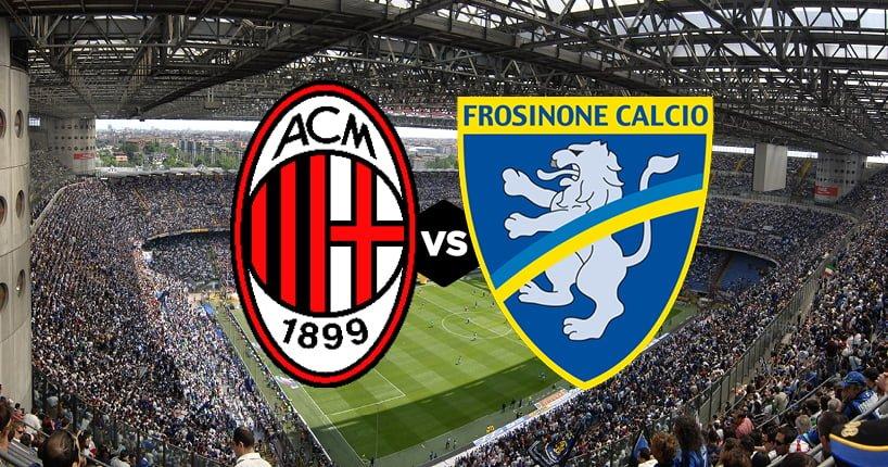 AC Milan vs Frosinone ponturi pariuri – Italia Serie A – 19 mai 2019 Ponturi Fotbal Italia - Serie A Ponturi pariuri Pronosticuri Fotbal