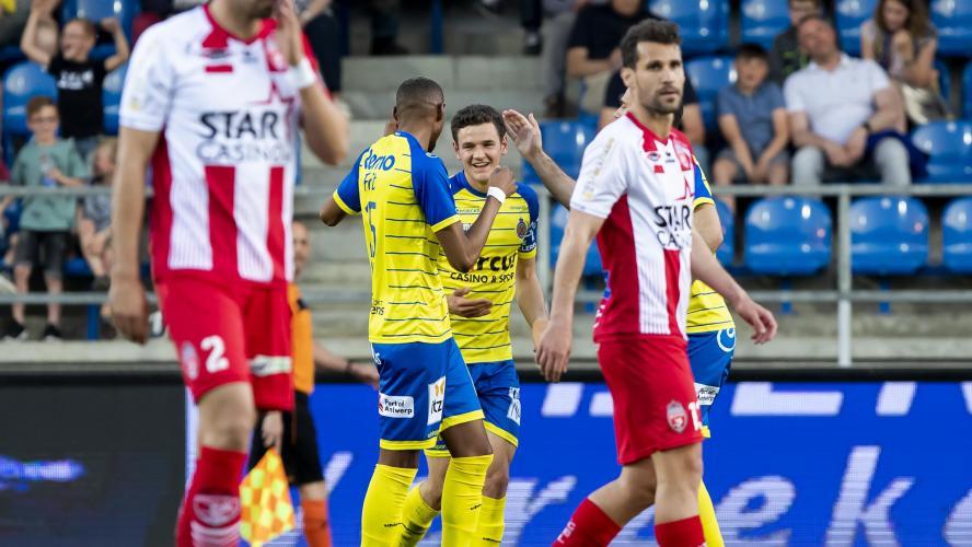 Mouscron vs Waasland Beveren ponturi pariuri - Belgia First Division A - 17 mai 2019 Ponturi Fotbal Ponturi pariuri