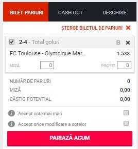 Toulouse vs Marseille ponturi pariuri - Franta Ligue 1 - 18 mai 2019 Ponturi Fotbal Franta - Ligue 1 Ponturi pariuri