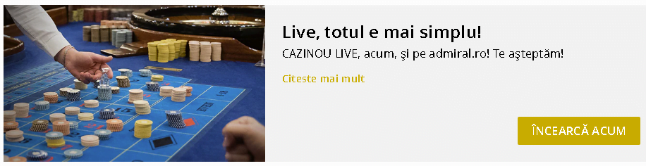 admiral casino dealeri live