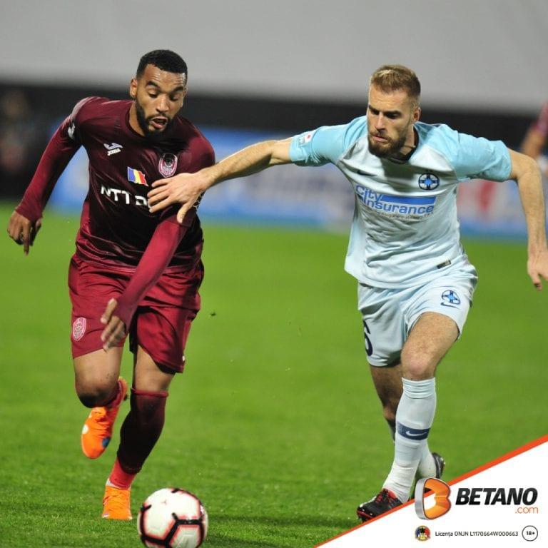 La agentia Betano poti paria pe sezonul 2019/2020 din Liga 1