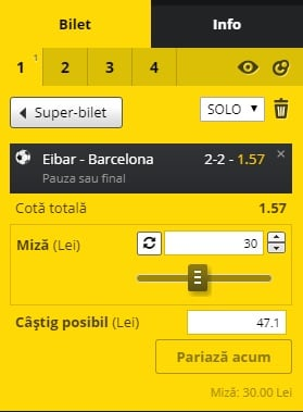Eibar vs Barcelona ponturi pariuri - Spania Primera Division - 19 mai 2019 Ponturi Fotbal Spania - La Liga Ponturi pariuri