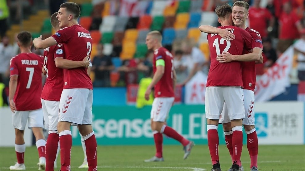 Danemarca-U21-Serbia-U21-23062019
