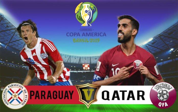 Paraguay-Qatar-16062019