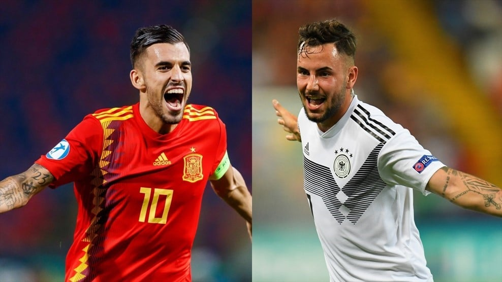 Spania U21-Germania-U21-30062019