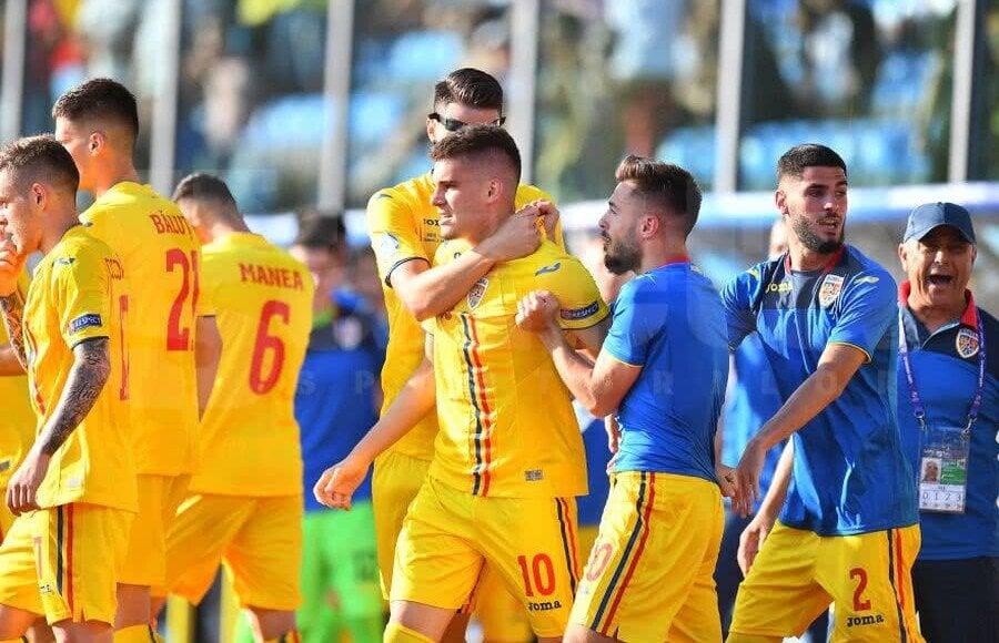 Anglia-U21-Romania-U21-21062019