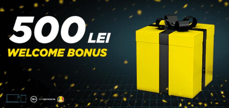 Bonus Efbet: 100% până la 500 RON