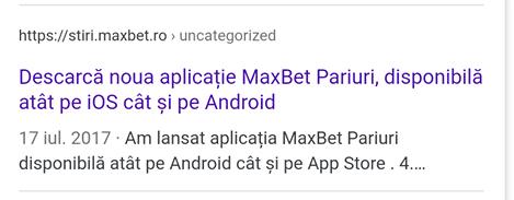 maxbet google