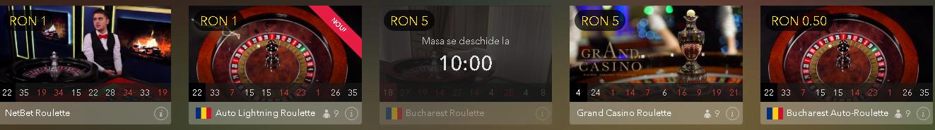 ruleta live netbet casino
