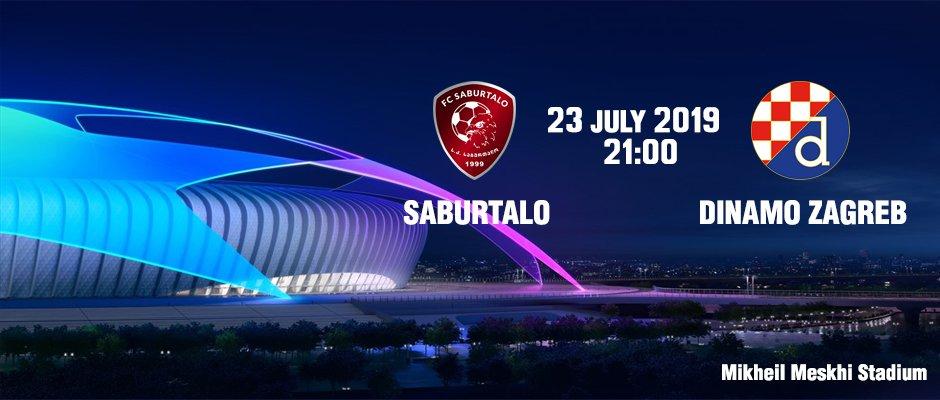 Saburtalo–Dinamo-Zagreb-23072019
