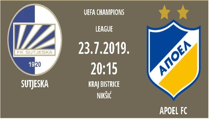 Sutjeska-APOEL-23072019