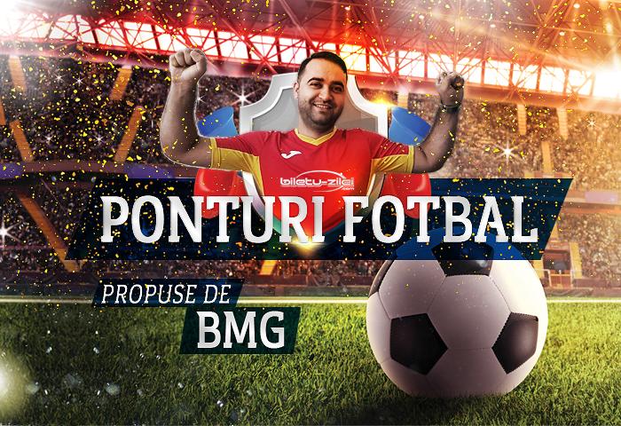 Pronosticuri fotbal propuse de Bmg - octombrie 2019