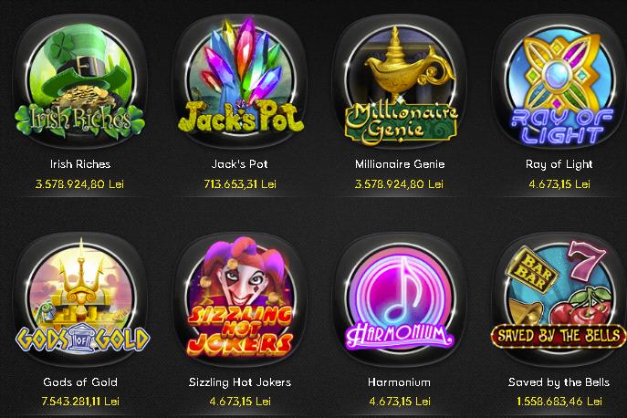 jocuri cu jackpot 888casino