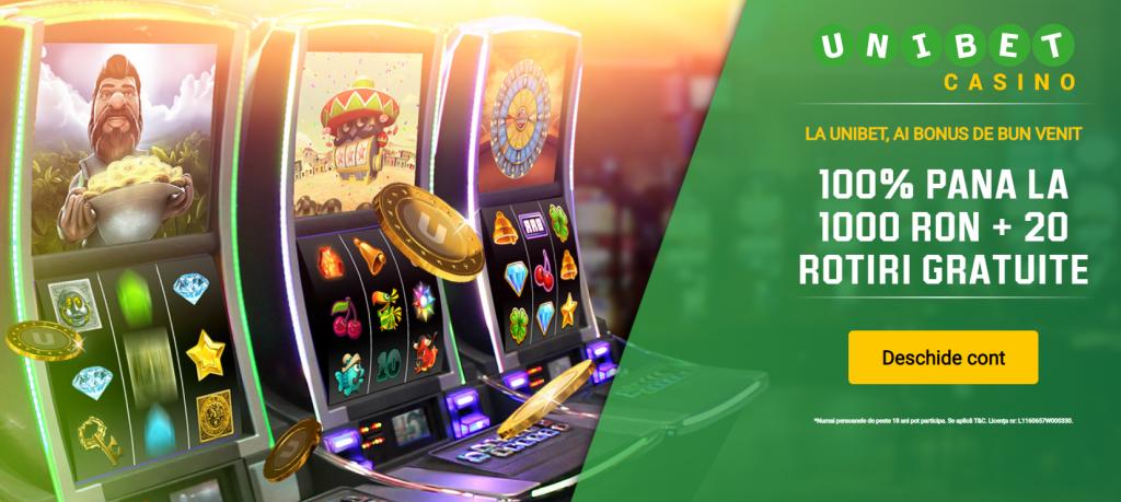 bonus unibet casino