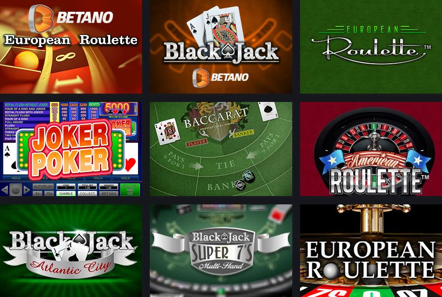 jocuri de masa betano casino