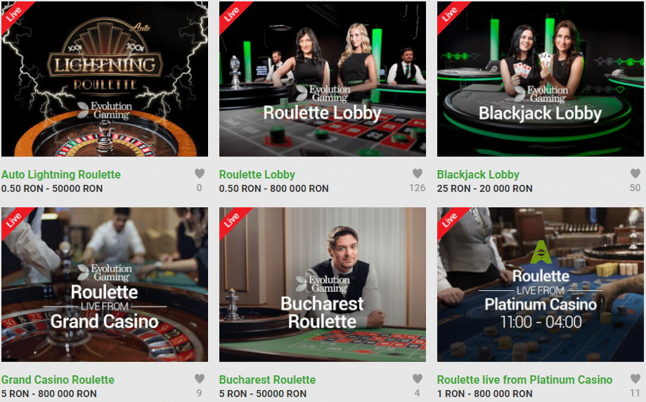 unibet casino dealeri live