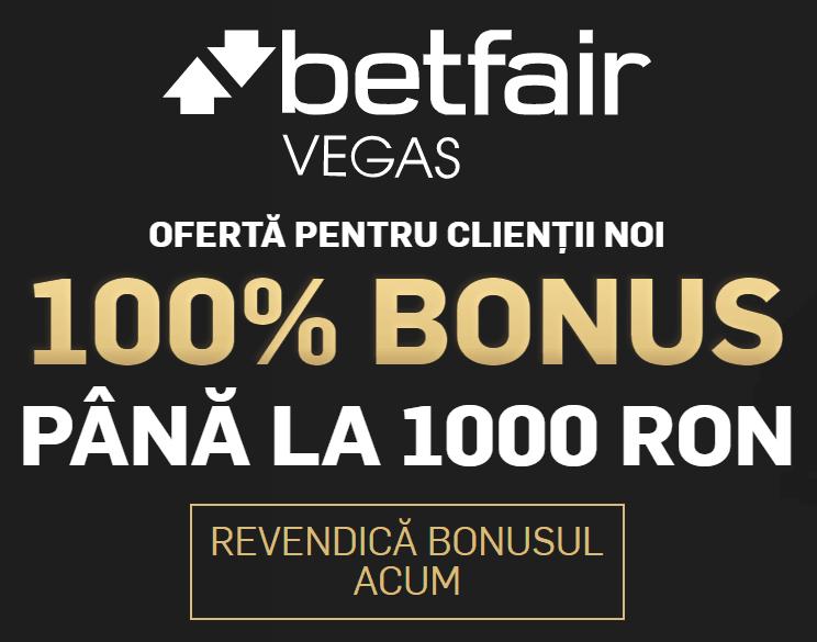bonus betfair casino