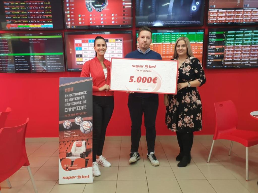 castigator premiu 5000 euro superbet