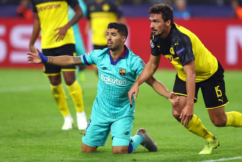 Barcelona - Dortmund ponturi fotbal 27.11.2019