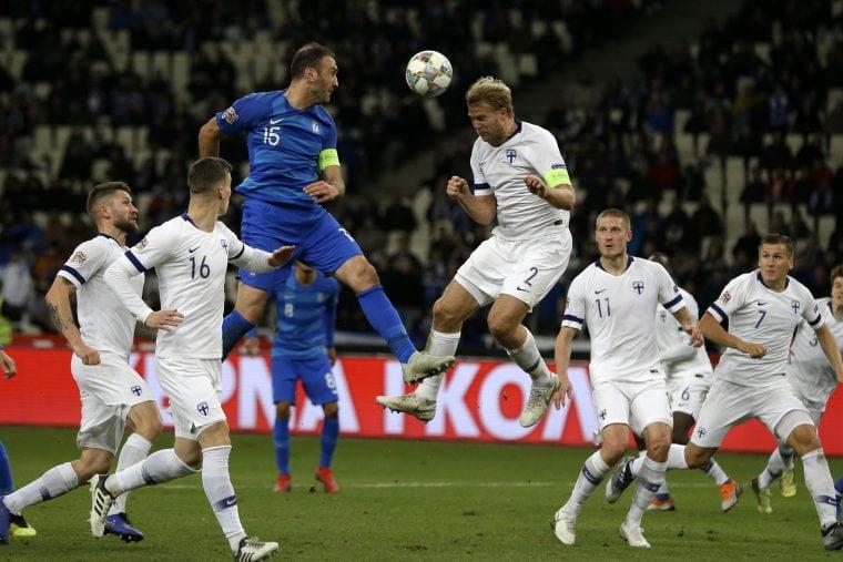 Grecia - Finlanda predictii fotbal 18.11.2019