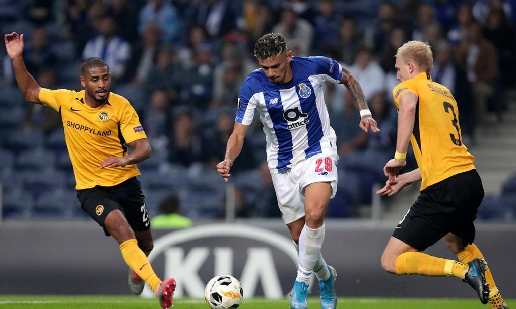 Young Boys - FC Porto pronosticuri pariuri 28.11.2019