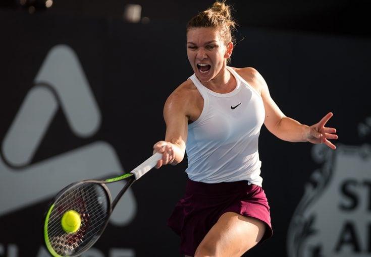 Jennifer Brady - Simona Halep pronosticuri tenis