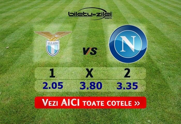 Lazio – Napoli ponturi pariuri 11.01.2020