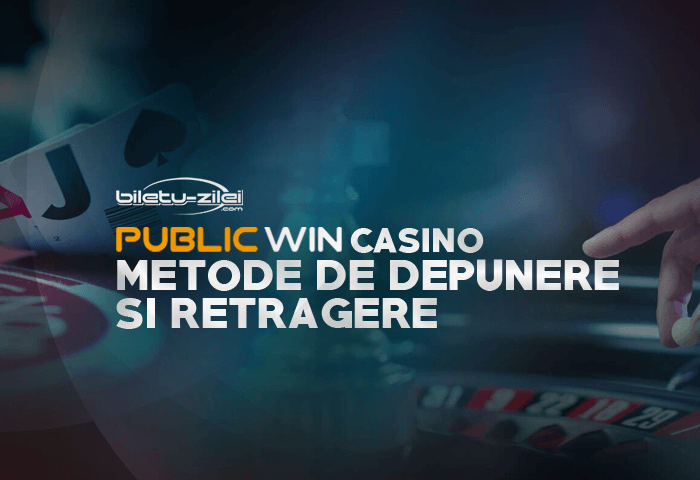 Publicwin Casino depuneri și retrageri