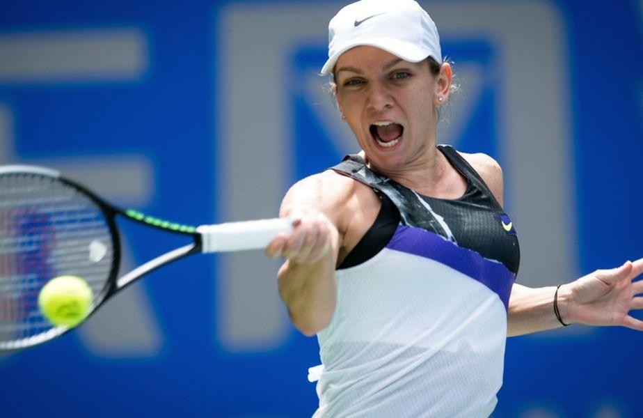 Simona Halep - Alja Tomljanovic ponturi tenis