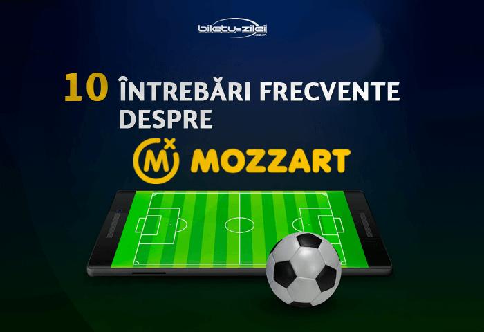 10 întrebări frecvente despre Mozzartbet