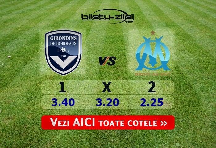Bordeaux – Marseille ponturi pariuri 02.02.2020