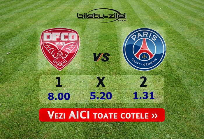 Dijon – PSG ponturi pariuri 12.02.2020