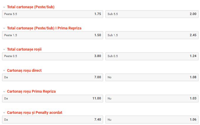 Dinamo - Academica ponturi pariuri