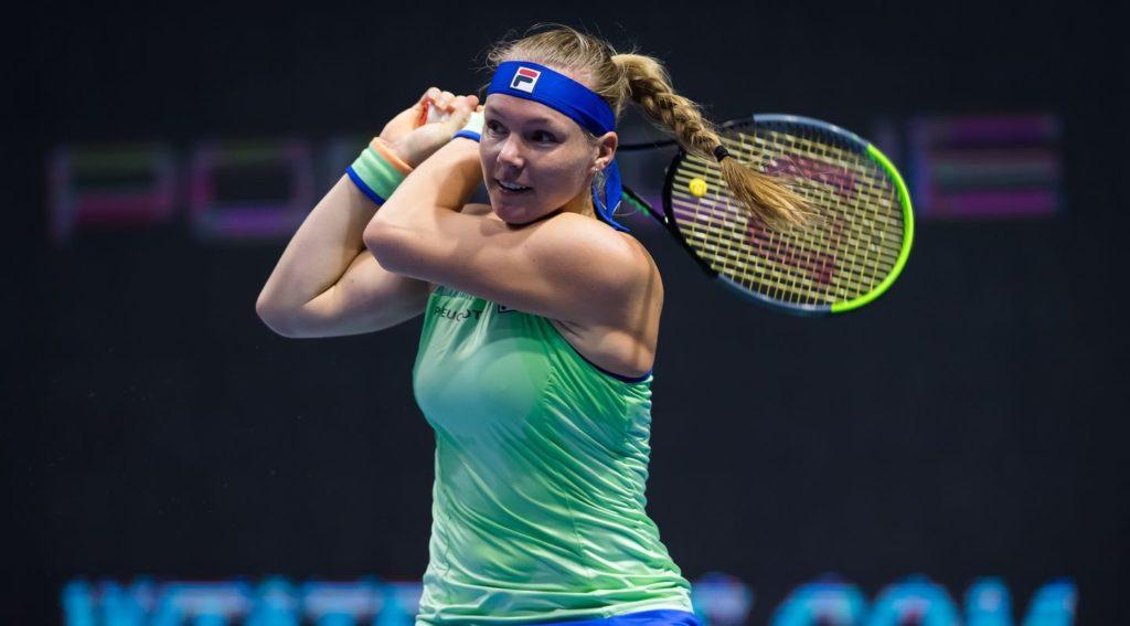 Ekaterina Alexandrova - Kiki Bertens pronosticuri tenis
