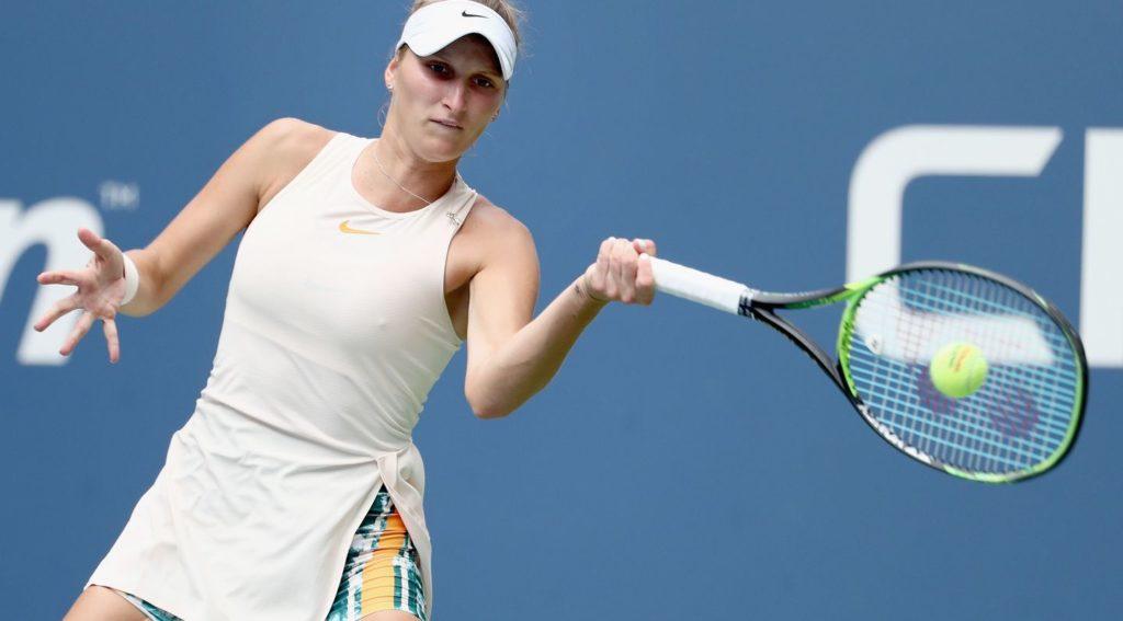 Marketa Vondrousova - Alja Tomljanovic ponturi tenis