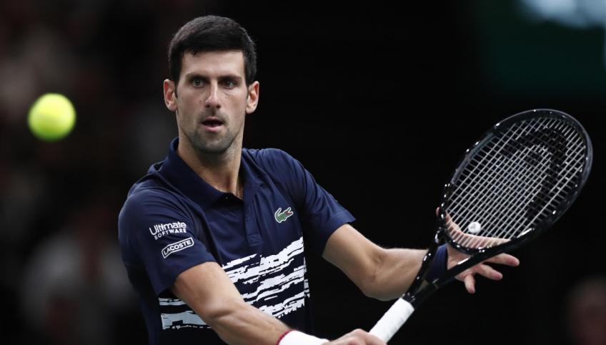 Novak Djokovic - Malek Jaziri ponturi