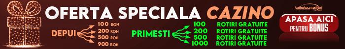 Oferta Speciala Cazino Banner