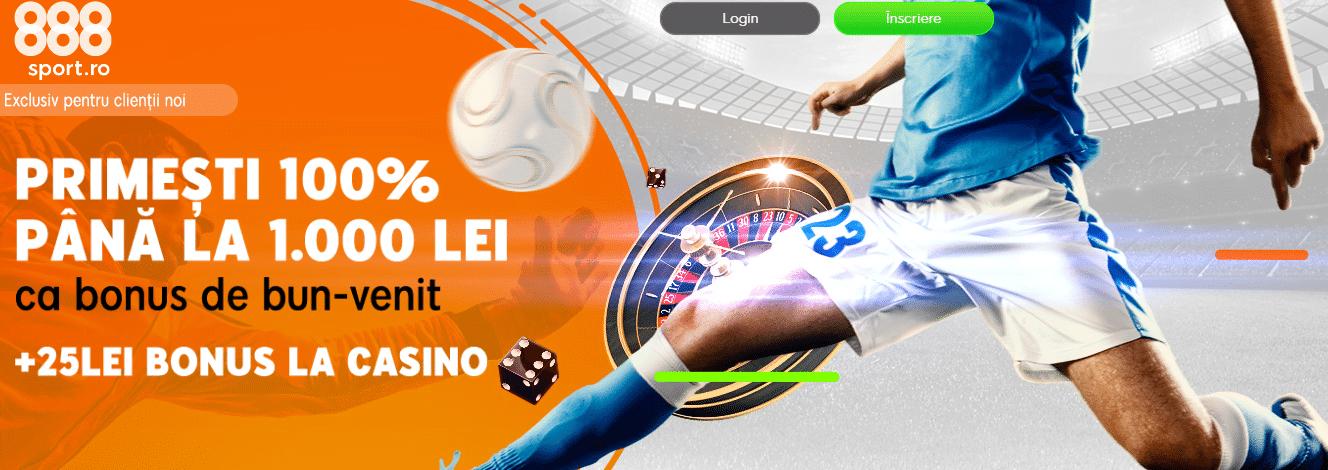 bonus 888sport 1000 lei
