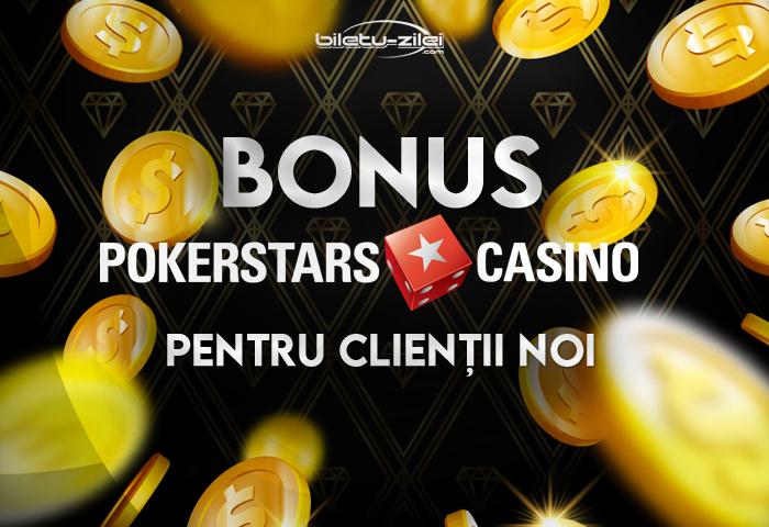 bonus pokerstars casino