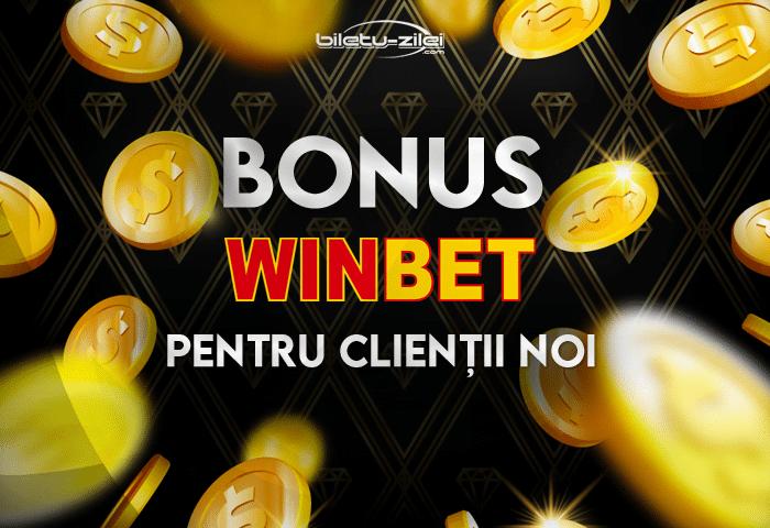 Bonus WinBet Casino de bun-venit