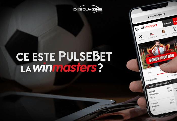 PulseBet la Winmasters