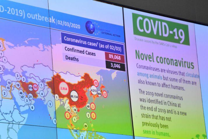 Toate competitiile sportive suspendate din cauza Coronavirusului