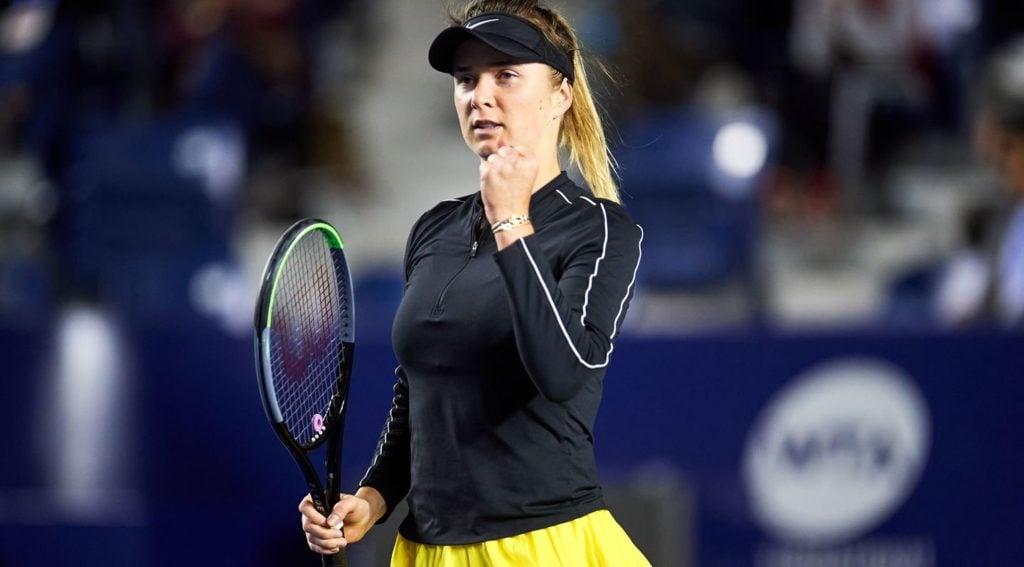 Elina Svitolina - Marie Bouzkova pronosticuri tenis