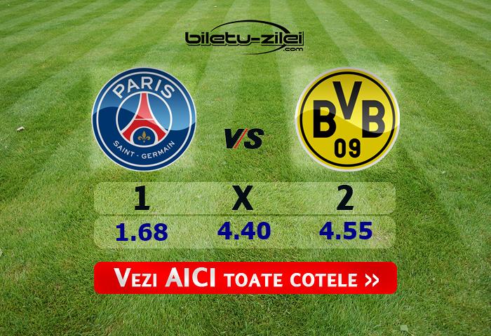 PSG – Dortmund ponturi pariuri 11.03.2020