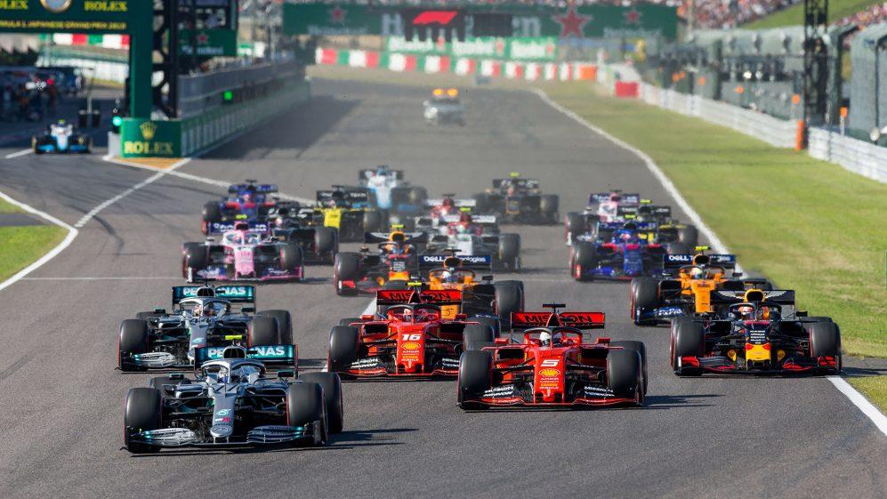 avancronica sezonului 2020 din formula 1